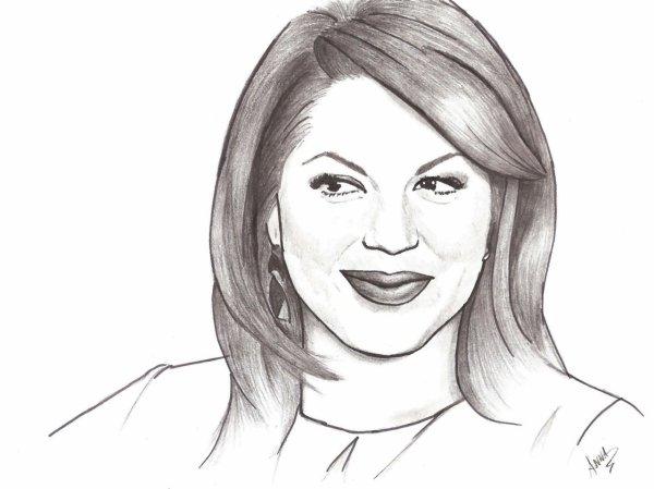 Magnifique dessin de Sara Ramirez