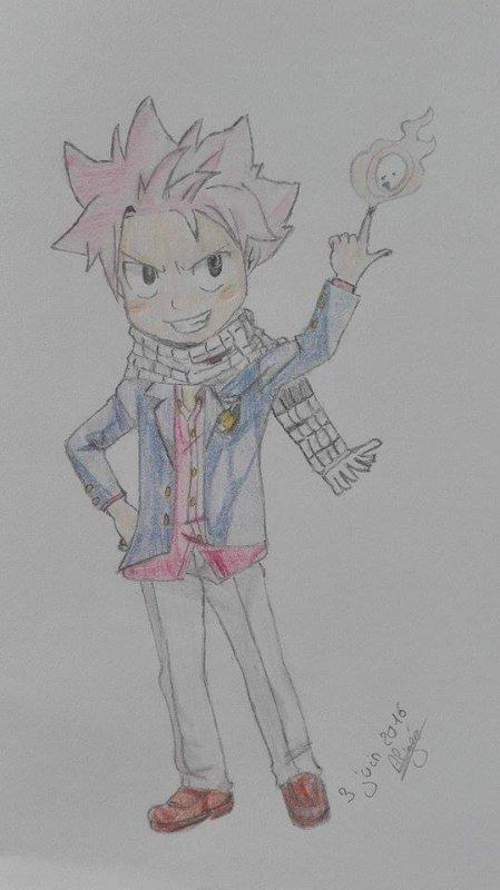 Natsu Dragneel - #2