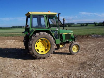 johnn deere 1140
