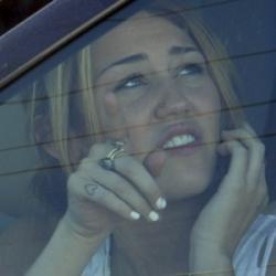 Miley un nouveau tatouage