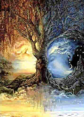 Les arbres,