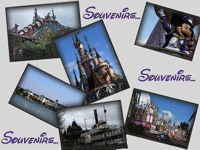 Souvenirs, souvenirs...