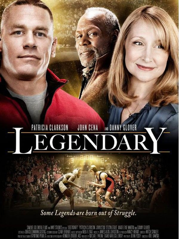 Legendary (le nouveau : Crazy for you)... (Film sur la lutte) !!!