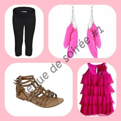 Style: Tenue de soirée #1