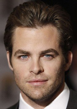 Chris Pine, acteur de Star Trek XI