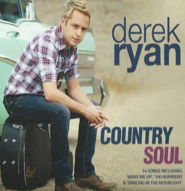 Votre programme WE 16 - Artiste invité : Derek RYAN