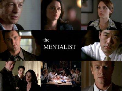 Présentation de la série Mentalist.