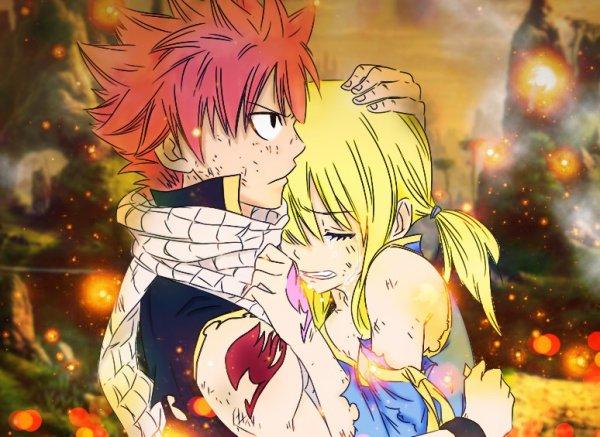 Natsu & Lucy