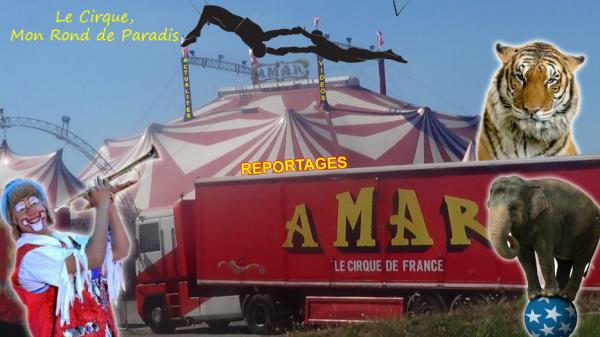 """Sommaire et Présentation du blog""""Le chapiteau aux milles talents§!."""