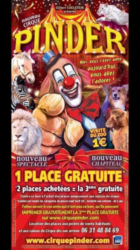 """""""les infos tournées des cirques""""!."""