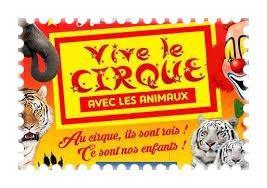 """""""Vive le cirque avec des animaux!!!."""""""