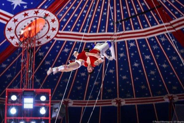 """""""Le cirque Pinder 2018""""."""