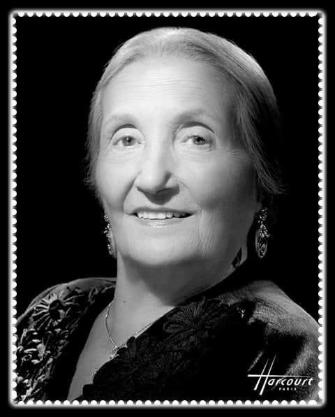 """""""Carnet Noir"""":dėcės de Mme Rosa Bouglione""""."""