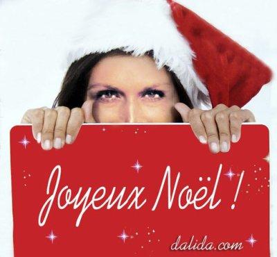 Joyeux Noël Dalida