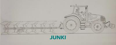 Dessin 100 Machines Agricole