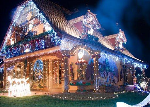 Decoration Noel Maison France