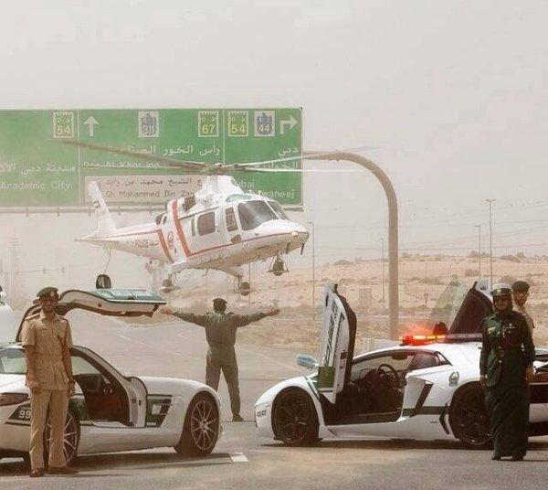 Dubaï Police