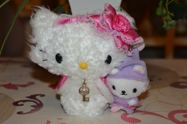 Peluche Charmmy Kitty and Sugar collection Christmas ♥