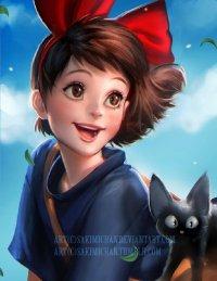 = Kiki - Kiki la petite sorcière =
