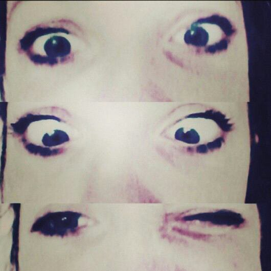 My eyes ;)