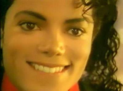 le beau sourire de michael