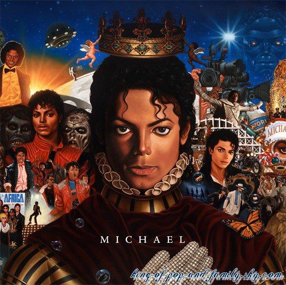 Nouvel Album de Michael Jackson