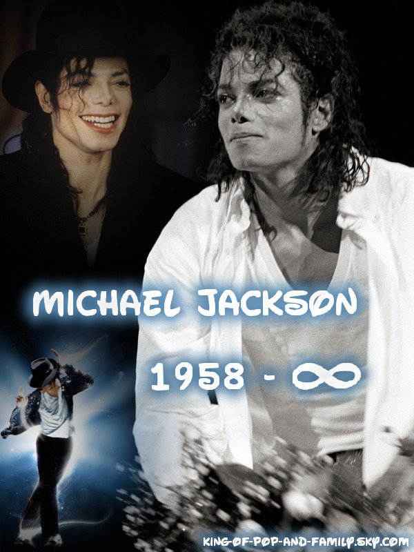 ★ 2 ans déjà que Michael nous a quitté ★
