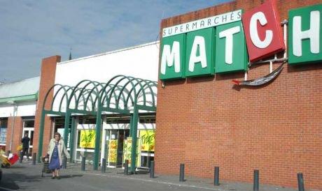 Le supermarché Match de l'Épeule braqué