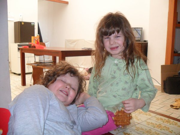 moi et ma grande soeur