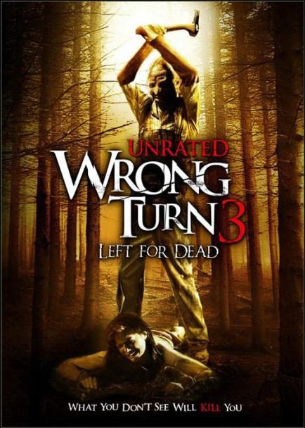 Détour Mortel 3 :Left For Dead