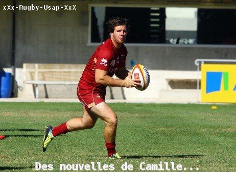 Des nouvelles de Camille ...