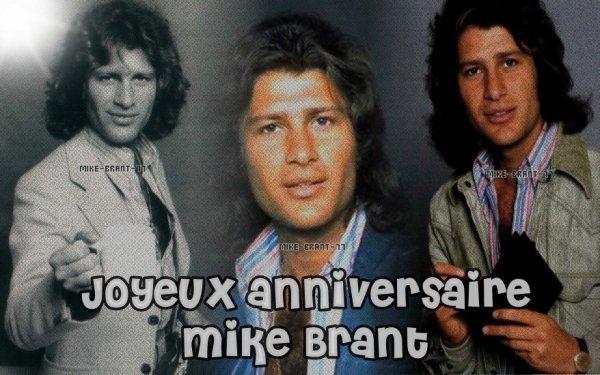joyeux anniversaire mike