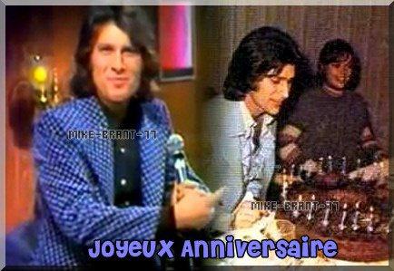 ♥ joyeux anniversaire Mike ♥