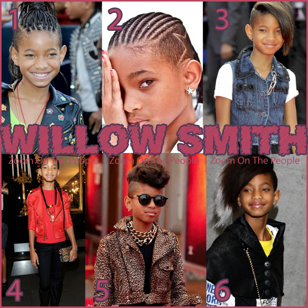 Willow S. and Nicki M. Hairstyles
