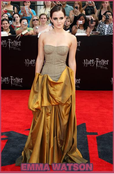 Robes : Harry Potter et les Reliques de la Mort 2