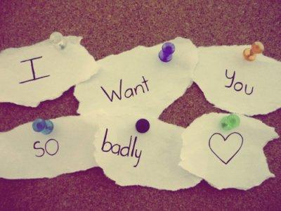 7 Wants *-*
