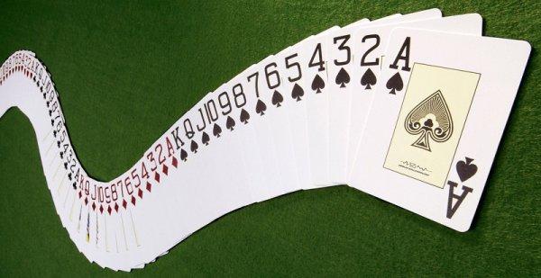 Dans la vie, il ne s'agit pas nécessairement d'avoir un beau jeu, mais de jouer correctement les mauvaises cartes