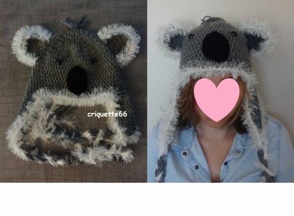 Bonnet koala 03