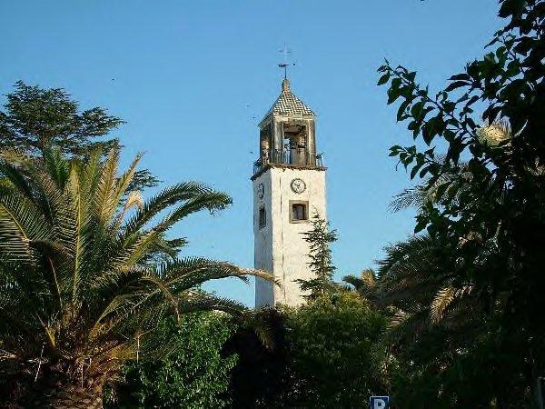 Un village en Espagne