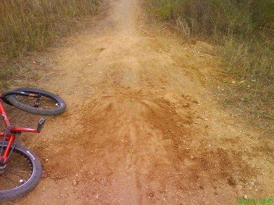 nouveau trail et nouvel bosse
