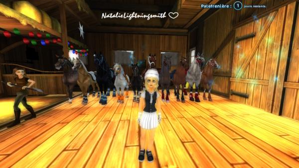 Mes 10 amours de chevaux !