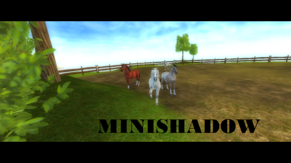 MINISHADOW PREND DES VACANCES !! ♥♥