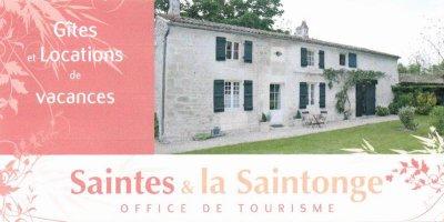 Sélection 2012 :::Office de Tourisme de la Saintonge ::::