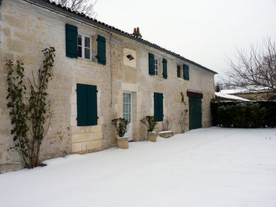 Un break cosy en hiver ::: Cosy River Cottage in wintertime
