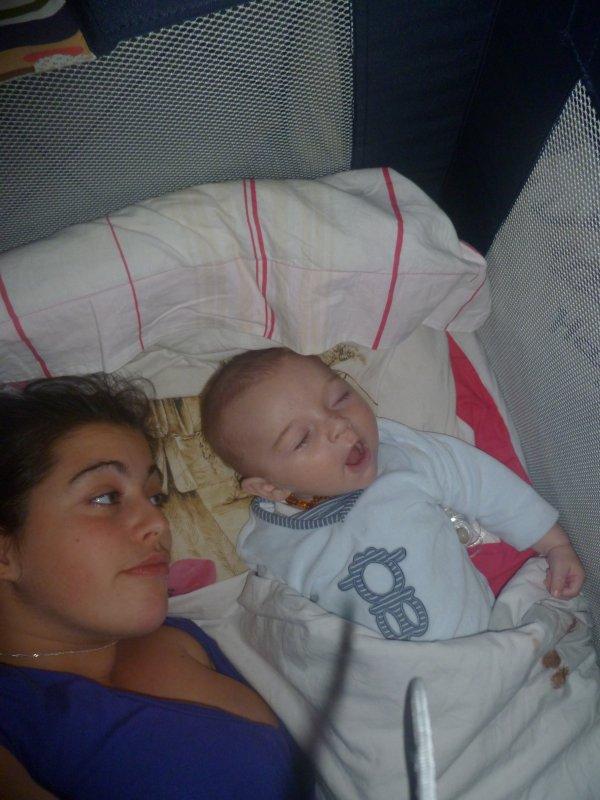 moi et mon fils (l)