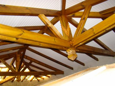 charpente traditionnelle guadeloupe