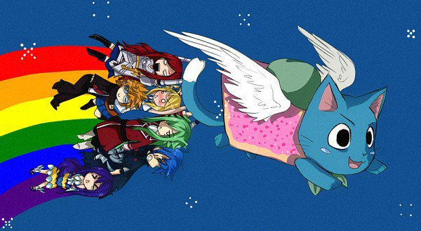 Voici mon blog Fairy Tail et Ma Fic !!!