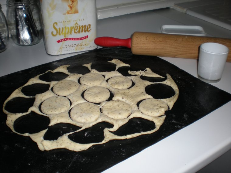 pâte pour mini-pizza