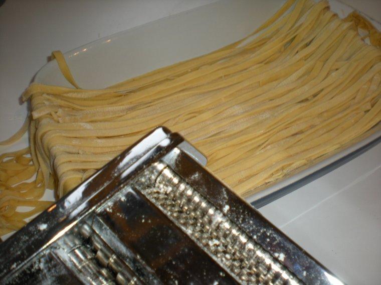 Mes premières pâtes