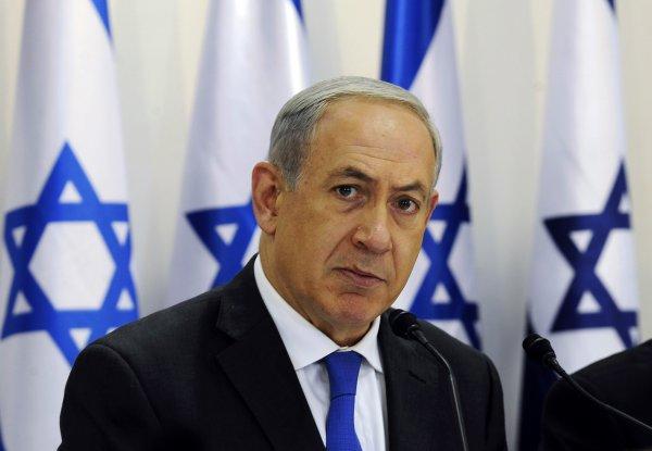 """Netanyahu: """"Aucune pression n'empêchera Israël de frapper les terroristes"""""""